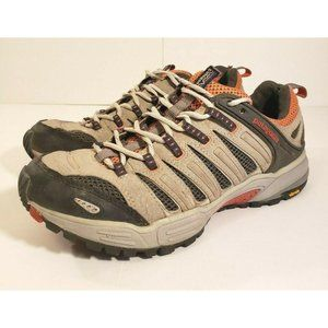 Patagonia Womens Trail Running Shoes Size 8 Gray